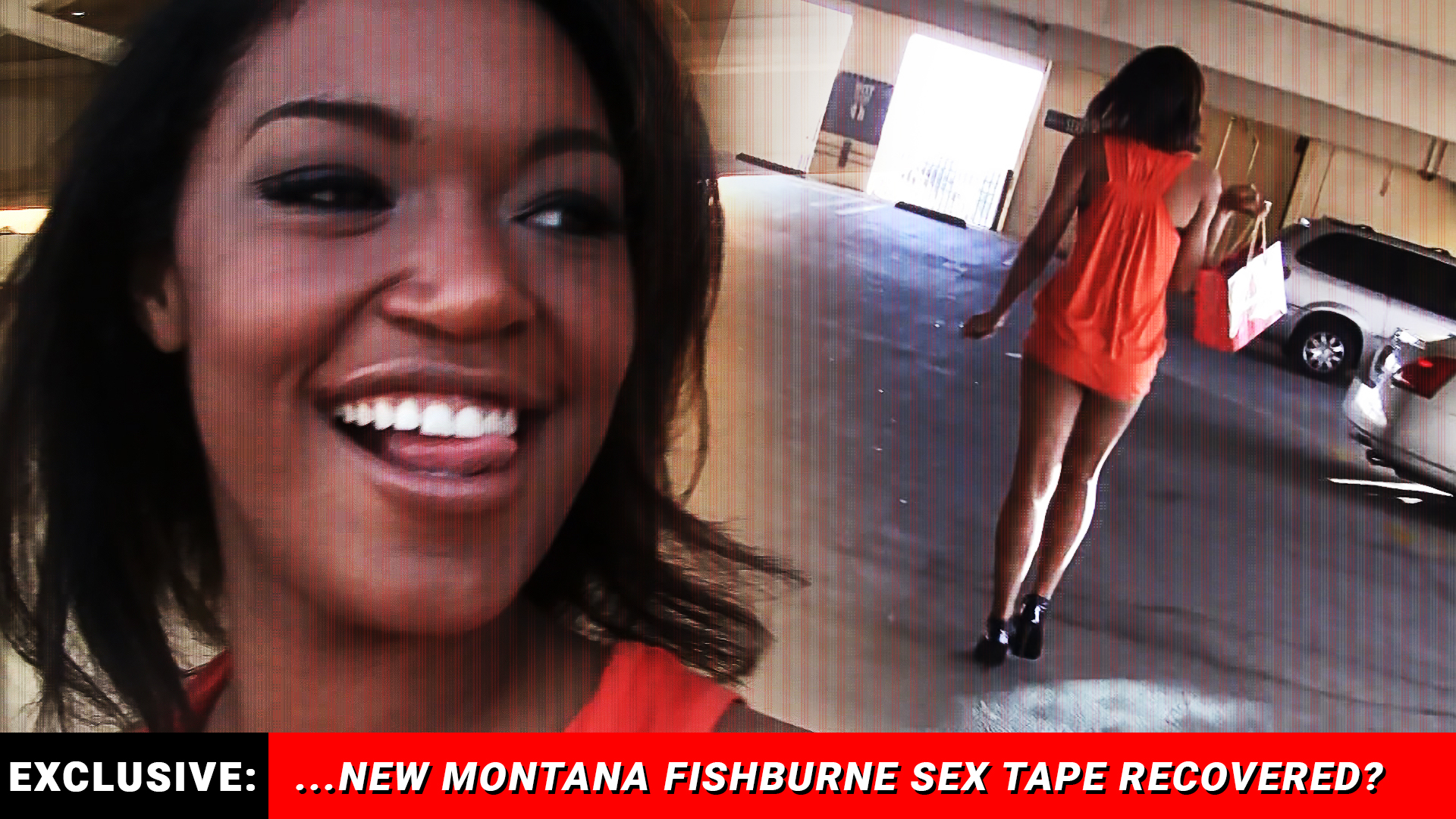 Montana Fishburne Sex Tape